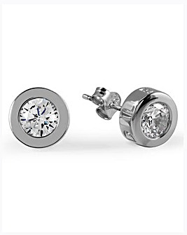 Radley Brilliant CZ Stud Earrings