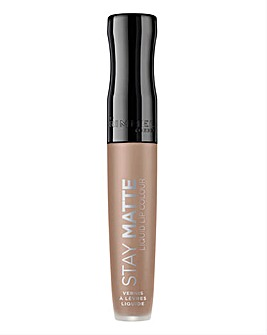 Rimmel Matte Liquid Lip - Latte To Go