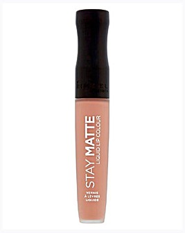 Rimmel Stay Matte Liquid Lip - Moca