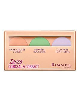 Rimmel Insta Conceal & Correct Palette
