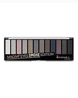 Rimmel Magnifeyes Palette - Smoke