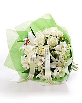 Lilly Rose & Freesia Bouquet
