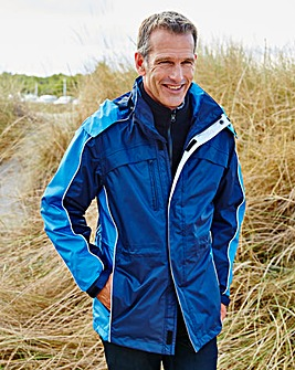Premier Man Navy 3 in 1 Jacket R