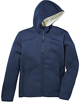 Jack Wolfskin Hooded Sherpa Softshell