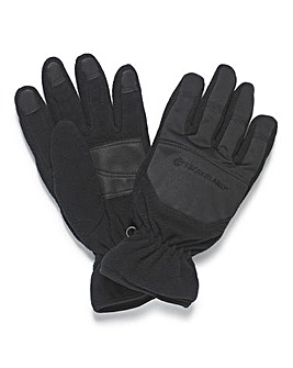 Timberland Black Fleeve Gloves