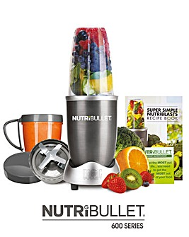 Nutri Bullet 600 Series - 8 piece