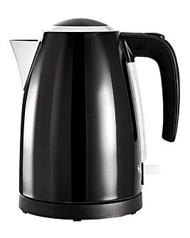 JDW 1.7Litre Rapid Boil Black Kettle