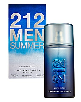 212 Men Summer 100ml EDT