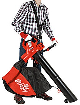 Grizzly ELS3027E Combi Blower and Vacuum