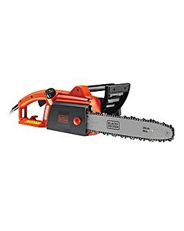 Black & Decker Corded Chainsaw 35