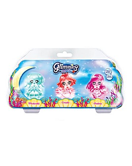 Glimmies Aquaria Triple Blister