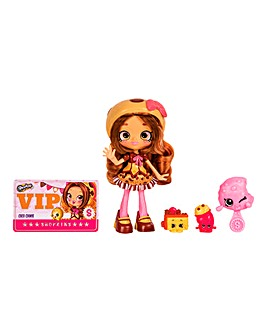 Shopkins Shoppies Doll - Coco Cookie