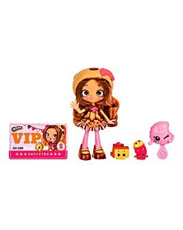 Shopkins Shoppies Doll - Coco Cookie