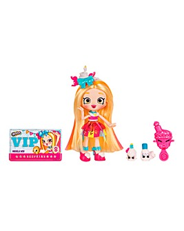 Shopkins Shoppies Doll - Makaella Wish
