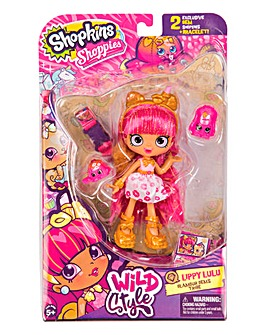 Shopkins Shoppies-Lippy Lulu Pomeranian