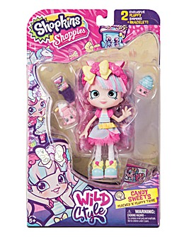 Shopkins Shoppies Doll - Candy Sheep