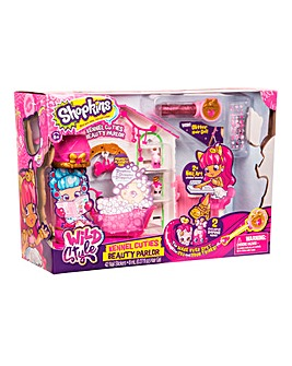 Shopkins Puppy Kennel Studio Playset