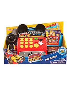Mickey Roadster Racers Cash Register