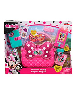 Minnie Happy Helpers Bag Set