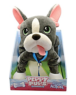 Snuggle Pets Peppy Pups-French Bull Dog