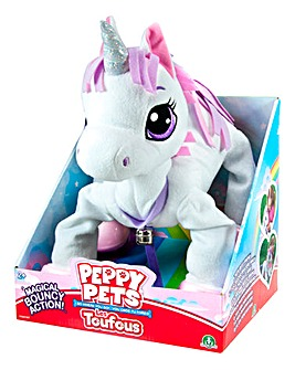 Snuggle Pets Peppy Pets - Unicorn