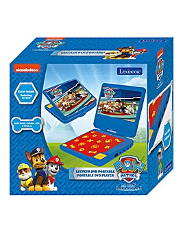 Lexibook Paw Patrol Portable DVD Player