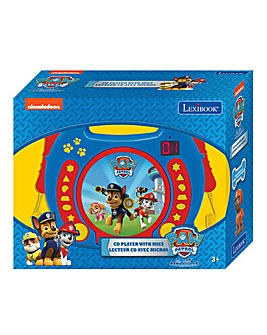 Lexibook Paw Patrol Karaoke CD Player