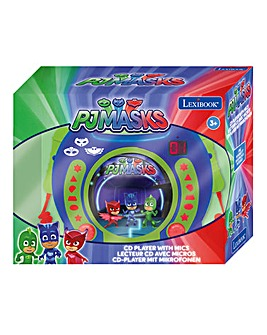 Lexibook PJ Masks Karaoke CD Player