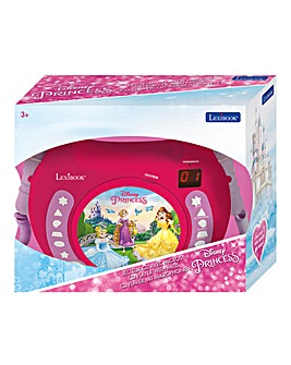 Disney Princess Karaoke CD Player