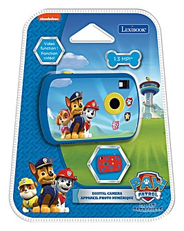 Lexibook Paw Patrol 1.3MP Digital Camera