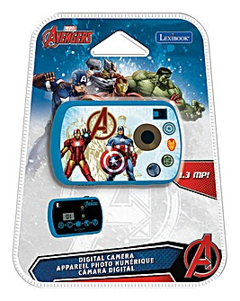 Lexibook Avengers 1.3MP Digital Camera