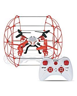 X Bladez Large Cage Walker Drone