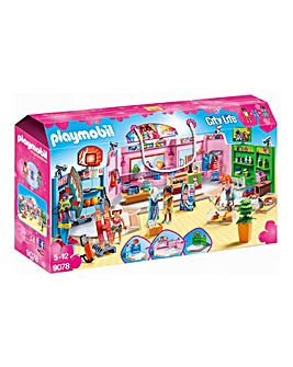 Playmobil Shopping Plaza