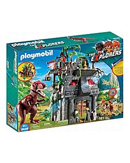 Playmobil Hidden Temple T-Rex