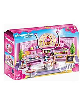 Playmobil Cupcake Shop