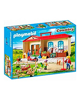 Playmobil Take Along Farm