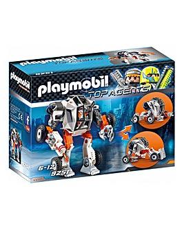 Playmobil Agent T.E.C.s