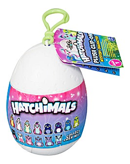 Hatchimals Medium Plush Clip In Egg