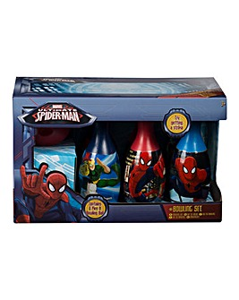 Ultimate Spiderman Bowling Set