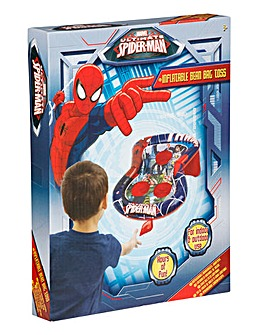 Spider-man Inflatable Bean Bag Toss