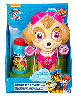 Paw Patrol Skye Bubble Machine