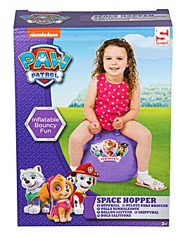Paw Patrol Girls Space Hopper