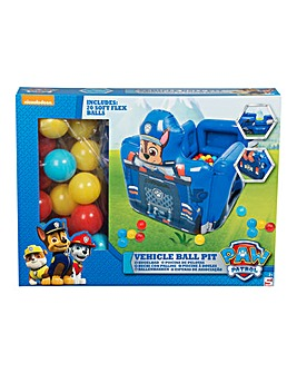 Paw Patrol Chase Ball Pit with Balls