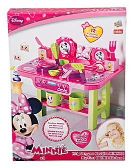 Minnie Mouse Small Kitchen