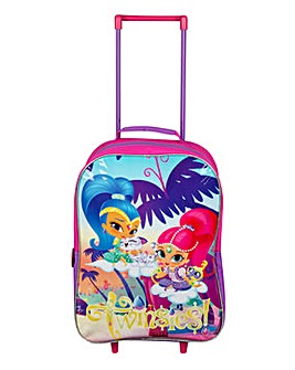 Shimmer and Shine Trolley Bag