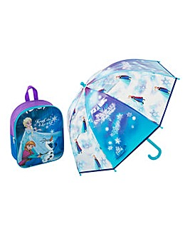 Disney Frozen Bubble Umbrella