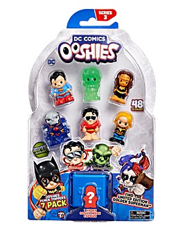Ooshies DC 7 Pack
