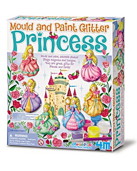 Mould and Paint Princess