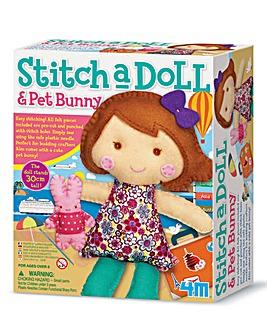 Stitch a Doll