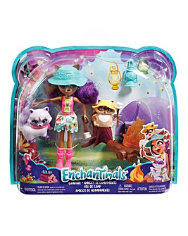 Enchantimals Campfire Playset